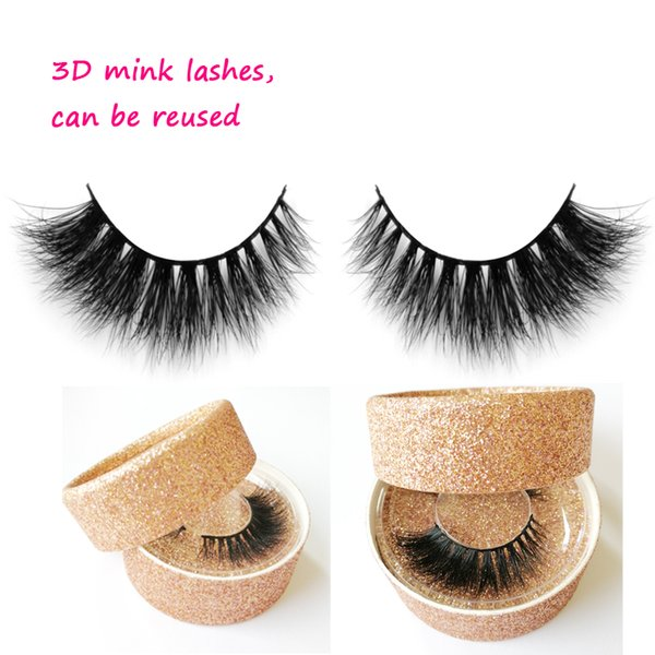 3D mink eyelashes winged eyelashes real mink hair crosscrossing lashes individual strip dense lashes short to long hair lashes can be reused