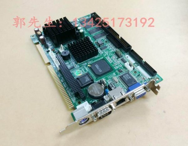 New IPC ISA Board 486 FB2501 FB-2501 Industrial motherboard Half-Size CPU Card PICMG 1.0 PC/104 Onboard CPU RAM For CNC EDM