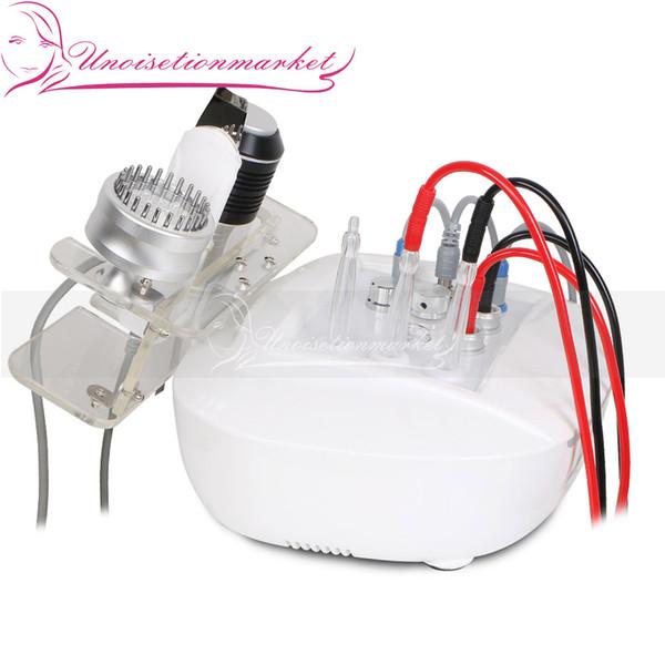Meilleur prix 5 en 1 photon rajeunissement épurateur de peau ultrasonique Photon Microdermabrasion Pulvérisation Refroidisseur Beauté Machine Pour Usage Domestique
