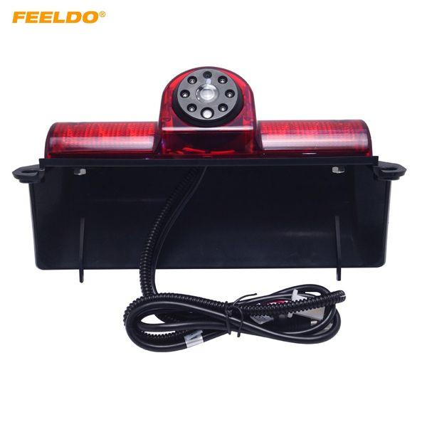 FEELDO Coche LED Luz de Freno IR Vista Posterior Inversión / Estacionamiento de Cámara Para GM Express Chevy Savana cargo VAN # 5373