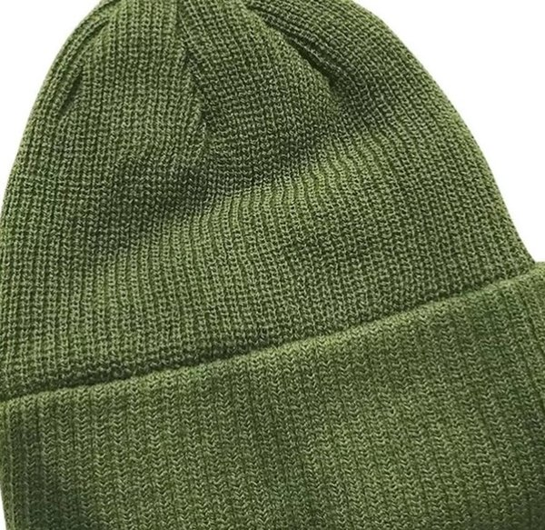 Hat girl autumn winter Korea version of joker woollen cap winter student ins knit cap warm Korean wave winter