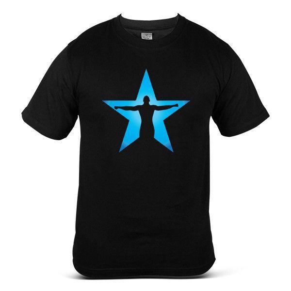 Anthony Joshua AJ Savaşçı Savaş Sanatları Boks Spor Streetwear En Erkek T-Shirt