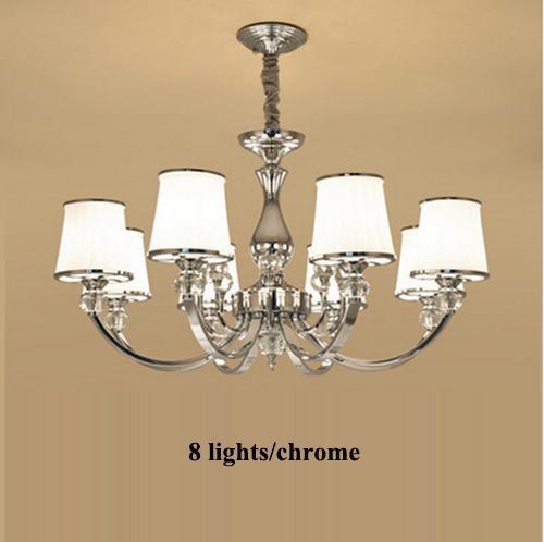8 ampoules chauffantes chromées