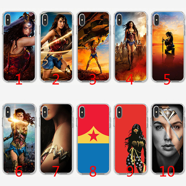 coque wonder woman iphone xr