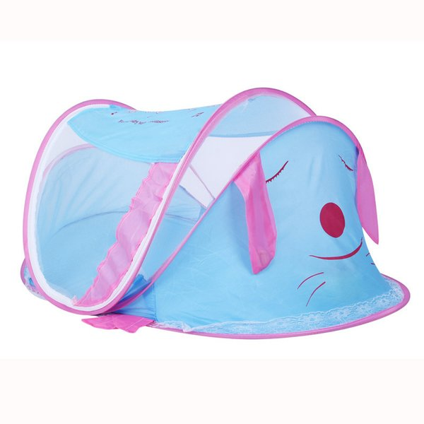 Top Quality Baby's Mosquito Net Foldable Travel Mosquito Netting for Baby Crib children's Bedding Protection Fabric Waterproof
