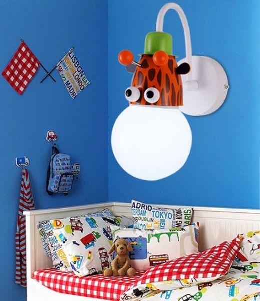Grosshandel Kreative Seltsame Lampe Cartoon Tier Junge Kinderzimmer Kreative Lampe Madchen Schlafzimmer Warme Wand Nachttischlampe Von Fangyan 36 13