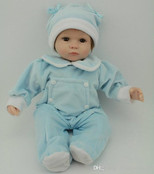 2015 new hot sale lifelike reborn baby doll very popular fashion doll Birthday Present for girl real touch
