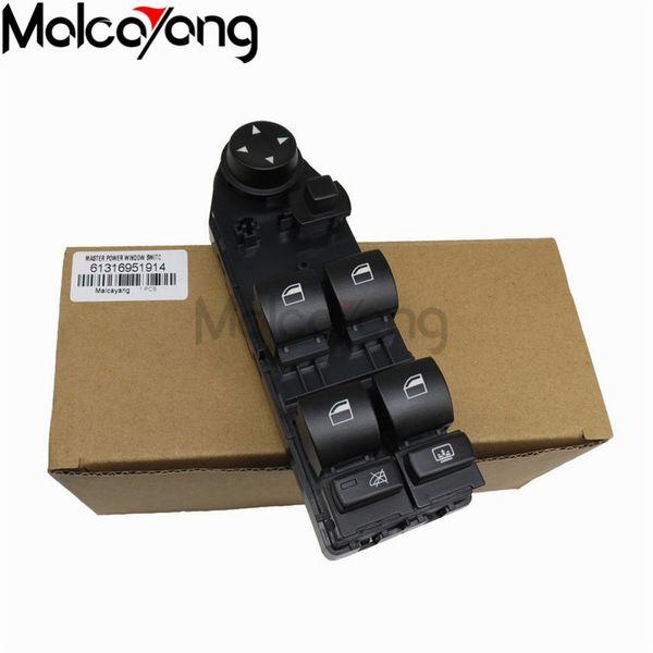 Car Accessories Driver WIndow Lifter 61316951914 For BMW E60 E61 5 series NEW Mirror Switch Control Unit .