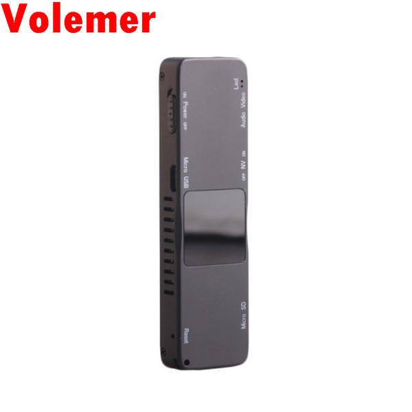 Volemer originale 480P Mini telecamera Micro videocamera Mini Video Webcam Night Vision DV casco moto Videoregistratore