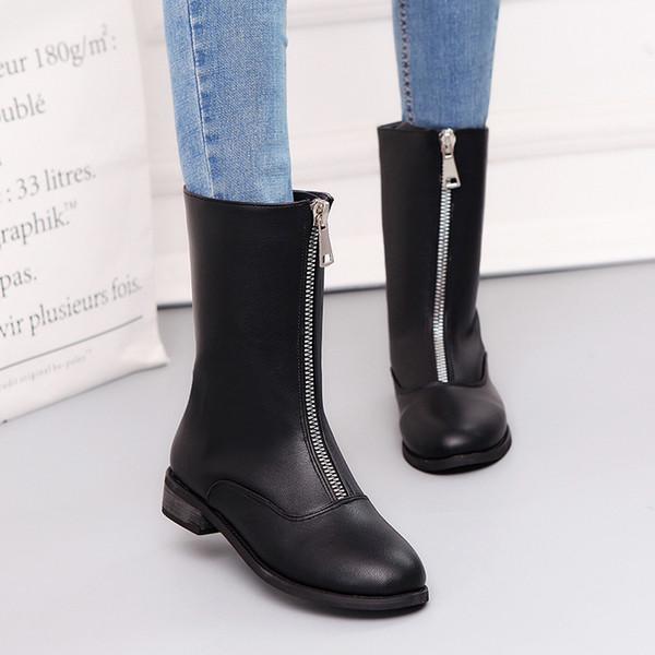 bottes noires femme paiement 3 fois