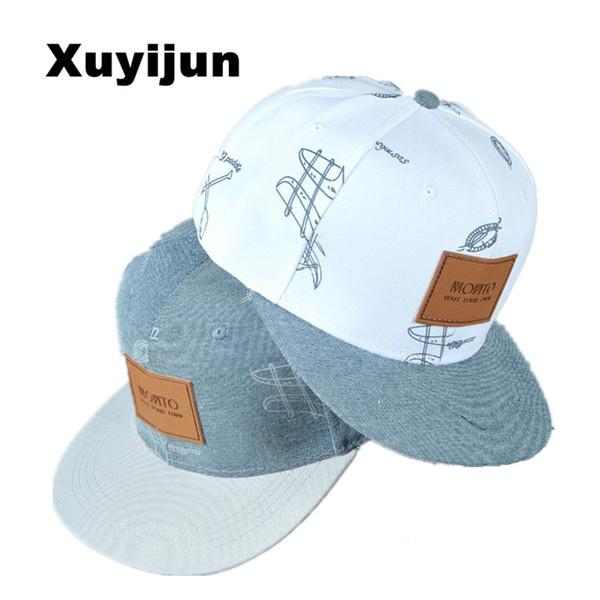 Casquettes de Baseball Femmes Hommes Snapback Hat Hip-Hop Réglable Chapeau Lettre coton fille