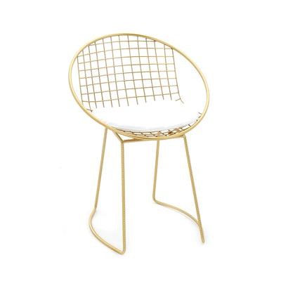1 Gold chair