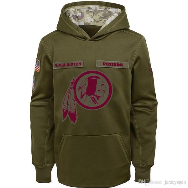 Großhandel Kid Washington Redskins Thumbnail Tampa Bay Buccaneers Titans Jugendgruß Im Dienst Pullover Hoodie Grün Von New_jersey5, $31.47 Auf