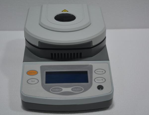 10g Kapazität Lab Moisture Analyzer mit Halogen Heizung 110V 220V