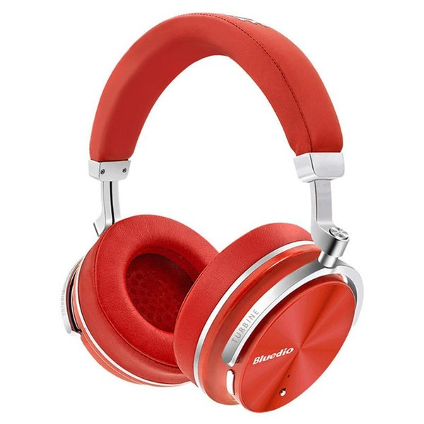 Bluedio T4 Headset active noise cancelling wireless Bluetooth headphones original folable ANC headset with microphone for Phones Music