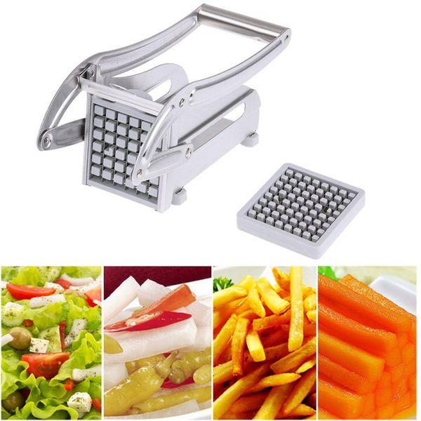 Potato Chip Tool French Fry Cutter Potato Cutter Kitchen Gadgets Cucumber Slice Cutting Machine Tool New