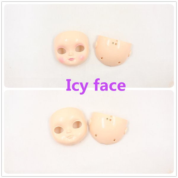Fortune Days ICY Doll 1/6 New Icy doll face has makeup and no makeup accessories for Neo blyth 30cm toys