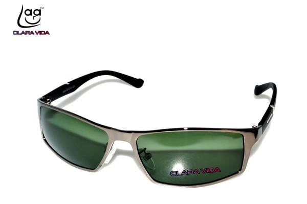 = Occhiali da sole polarizzati da lettura CLARA VIDA = Occhiali da sole polarizzati con scudo leggero SPORT CON CURVA -1 a -6 +1 +1.5 +2 a +4