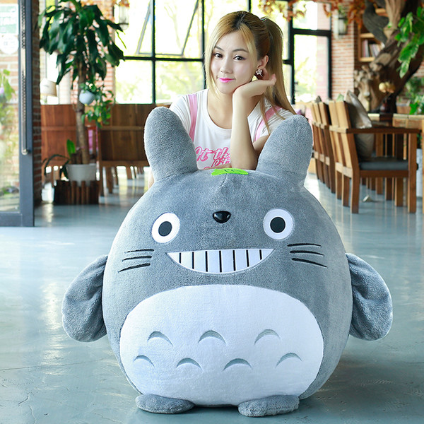 20cm Staffed Totoro Plush Toys Famous Cartoon Toys Brinquedos Dolls High Quality Dolls Factory Price