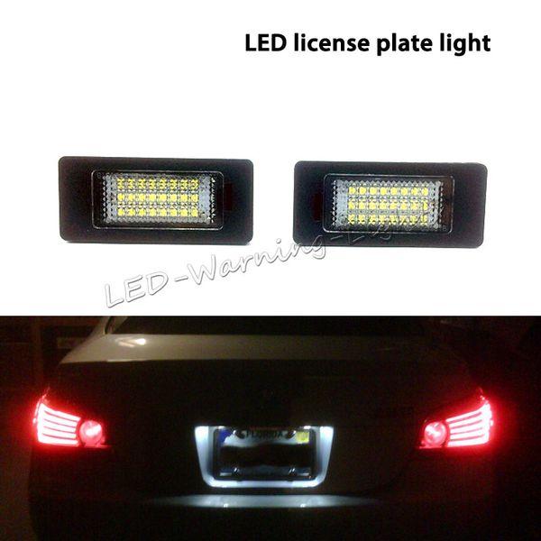 2pcs 24pcs SMD car led license plate light lamp For BMW E90 E82 E92 E93 M3 E39 E60 E70 X5 E39 E60 E61 M5