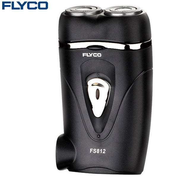 FLYCO Rotatable Double Head Small Electric Shaver Rechargeable Razor Rechargeable Electric Shavers For Men Face shaver Shaving Machine Hot