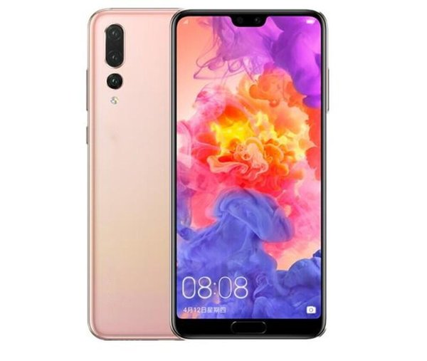 New arrived Full Screen P20 Pro 3 cameras Android8 H100-P20 1GB 4GB Show fake 4GB RAM 128GB ROM Fake 4G LTE Unlocked Cell Phone DHL Free