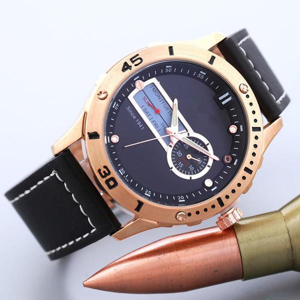 f815873ea8c Relógio de pulso JEE 6 Mecanismo de Agulhas Homens E Mulheres Relógio De  Pulso De Pulso