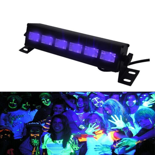san francisco 3023e 944b8 High Power 18W Led Bar Black Light UV Purple LED Wall Washer ...