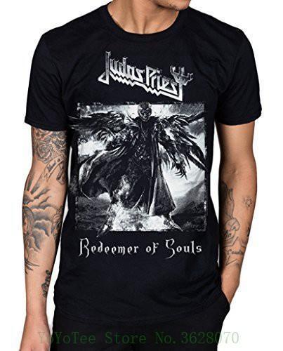 Official Judas Priest Redeemer Of Souls Unisex T Shirt Nostradamus ... bdbe83ed6
