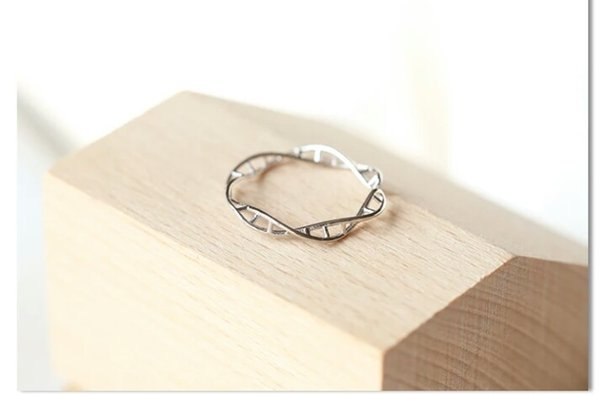 New Arrival Women's 925 Sterling Silver korean and Janpese Ring of Index Fanger Fresh Simple Thin