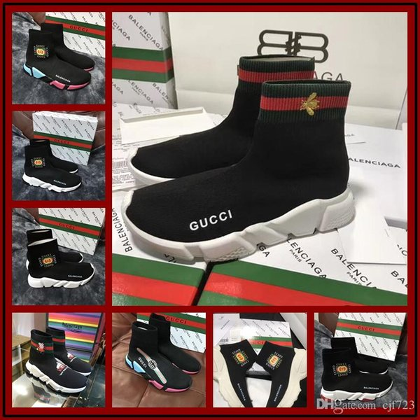 Hot Luxury Brand High Top Shoes Knight Autumn Winter Boots Mens Winter Cow Leather Ankle Sneakers Keep Warm Made in Italy Size 35-45