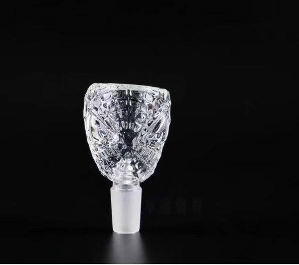 Transparent bubble head ,Wholesale Glass bongs Oil Burner Pipes Water Pipes Glass Pipe Oil Rigs Smoking, Free Shipping