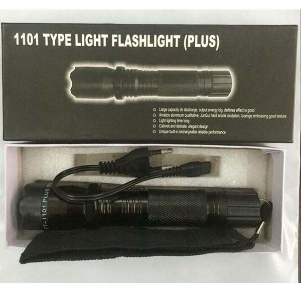 best selling Hot Light Tactical New 1102 Lanterna Edc Linternas Torch LED Defense Flashlight Type 1101 Self Shipping Free Sale Sirst