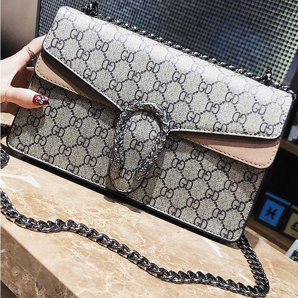 Fashion Women Shoulder Bag Chain Messenger Bag High Quality Handbags Wallet Purse Designer Cosmetic Bags Crossbody Bags Tote