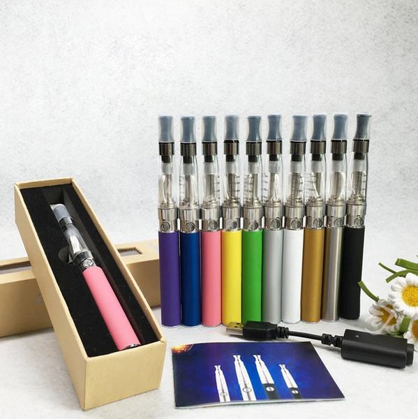 Elektronik sigara mod kutuları vape kalemler set buhar dumanı atomizer buharlaştırıcı tankı güvenli ve sağlık ecig instock Sıcak Satış