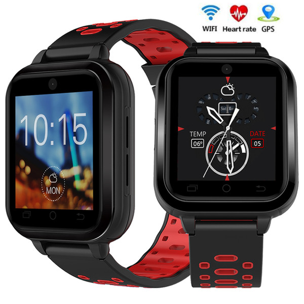 Q1 Pro 4G GPS Smart Watch Android 6.0 MTK6737 1GB 8GB Smartwatch Support Heart Rate Monitor SIM Card WIFI Wristwatch