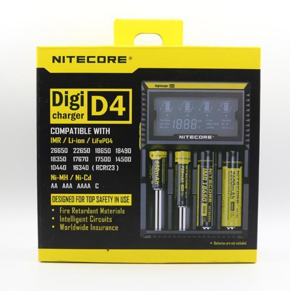 D4 caricabatterie