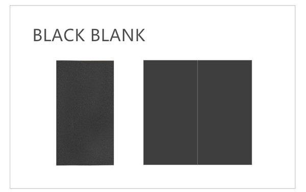 Nero bianco 95x165mm