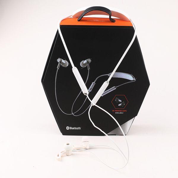 Forza Metallo Bluetooth Headphones MIC Neck Halter Style Headset Earphone Sports Neck-mounted Earphones Mobile phone Outdoor Earphone