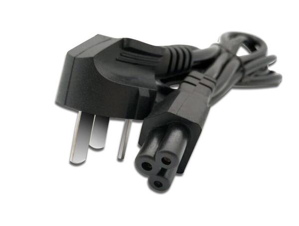 3 poli UE US AU UK Plug 1.2m Notebook Laptop Cavo di alimentazione Adattatore Cavo per adattatore per caricabatterie