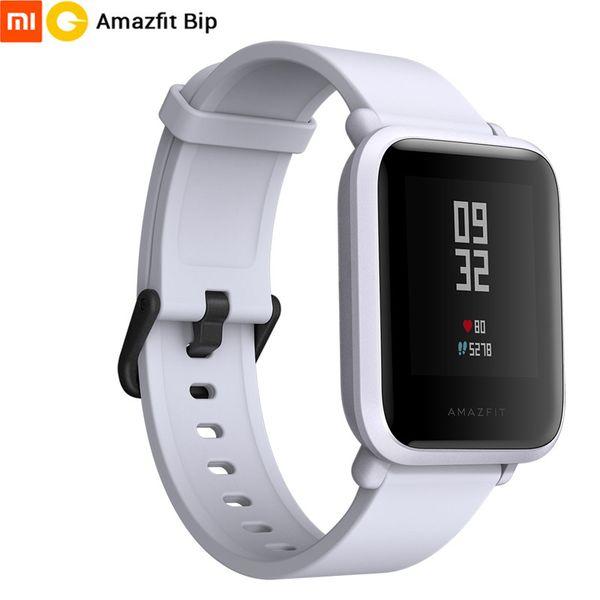 Xiaomi Amazfit Bip Smart Watch English Version Huami Amazfit Bip Pace Lite GPS Smartwatch 45 Days IP68 Men Women Sport Watches