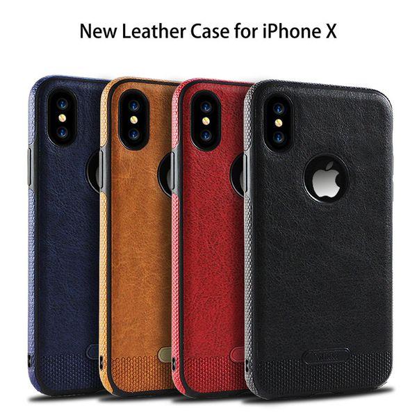 чехол для сенсорного телефона роскошный бизнес кожа шить Case для
