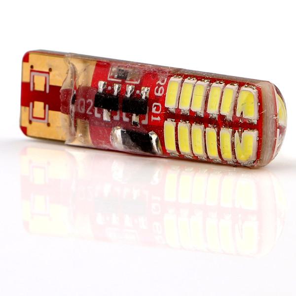 10x T10 194 W5W Röhrenblitz 22 Led 3014SMD DRL Led Side Wedge Markierungslampe Kennzeichenbeleuchtung Glühlampen für Autos