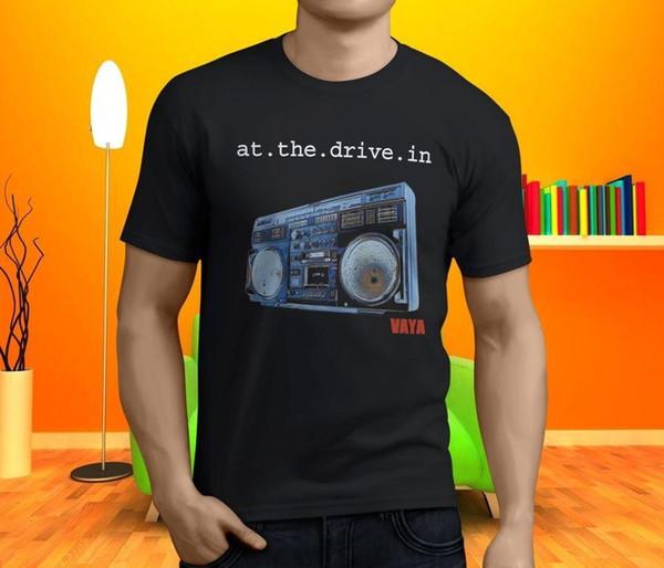 Nuevo Cool At The Drive en camiseta para hombre VAYA Rock Band, talla S-3XL