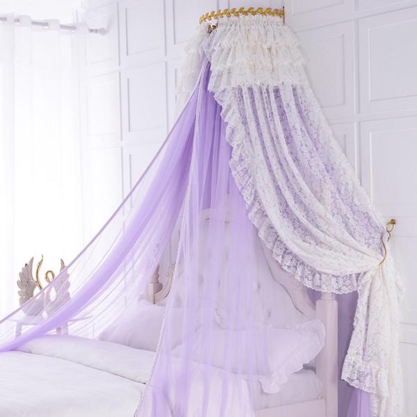 İki kişilik prenses cibinlik 1.8m yataklar. Avrupa mahkemesi kış ve yaz yatak ağlarında 1,5 m çift 2