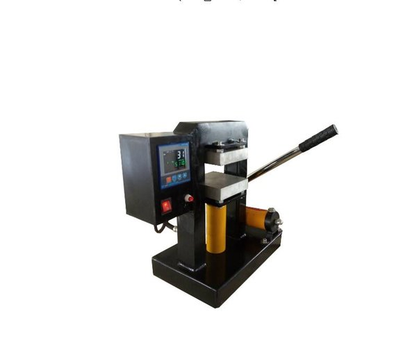 Wholesale heat press rosin press machine with Dual Heating Plates for flower rosin Free shipping DHL
