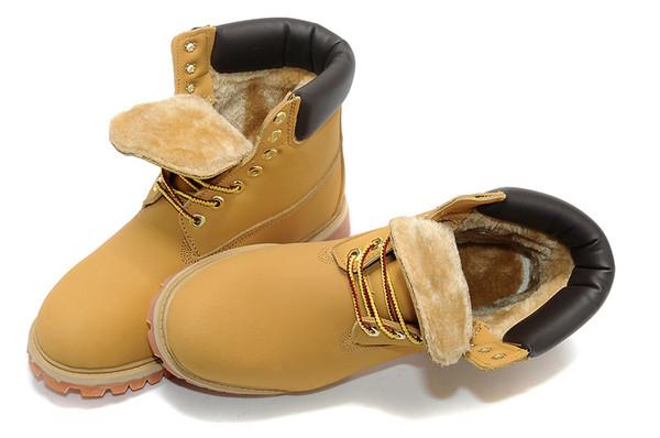 Unisex Inverno Martin Botas de Neve homens mulheres Marca Botas de Moto Botas De Caminhada De Couro Ao Ar Livre À Prova D 'Água sapatos de inverno da moda do exército