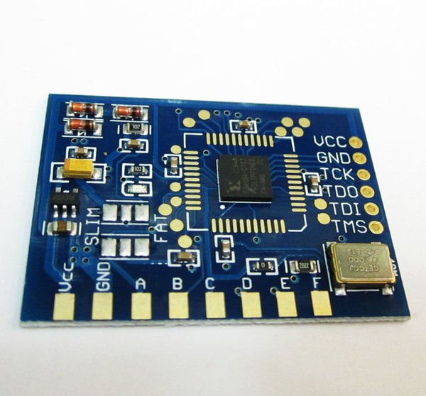 best selling High Quality Matrix Glitcher V3 BGA Edition Corona chip with 48MHZ Crystal Oscillator for Xbox 360 small ic DHL FEDEX EMS FREE SHIPPING