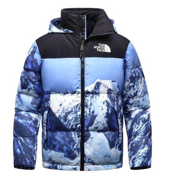Daunenjacke Daunenjacke Klassische Wintersportbekleidung Marke Oberbekleidung Mit Herren Double Dicken Kapuze Face Hohe Großhandel Mantel Qualität T3FKJlcu1