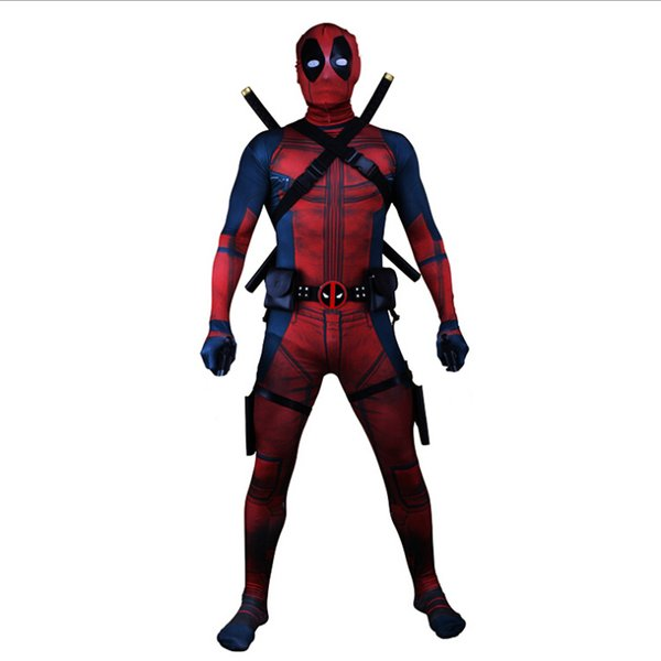 Family Cosplay Clothing  Theme Costume Skinny Suit Men Halloween Funny Cosplay Clothes Free Shipping